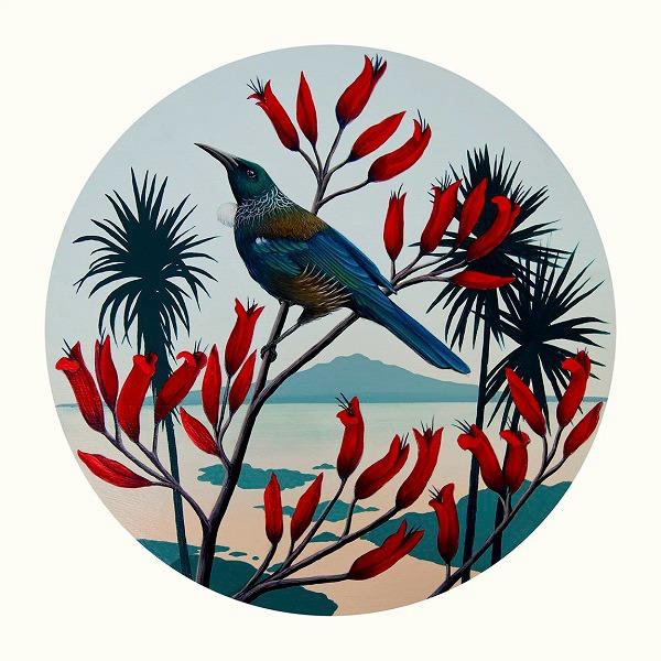 Wawaroa By Anna Evans New Zealand Fine Prints