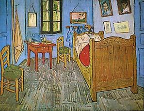 Bedroom At Arles By Vincent Van Gogh New Zealand Fine Prints