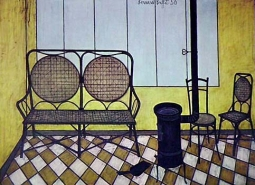 Magnificent Bernard Buffet French Prints For Sale At Nz Prints Home Interior And Landscaping Palasignezvosmurscom