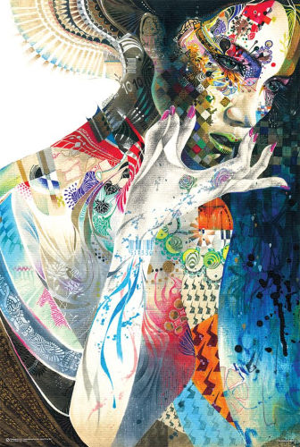 Indian Charm by Minjae Lee