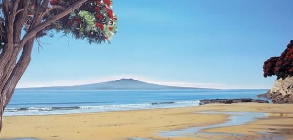 Takapuna Summer by Alison Gilmor