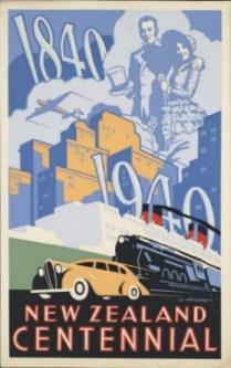 Vintage Posters & Prints for Sale at NZ Fine Prints
