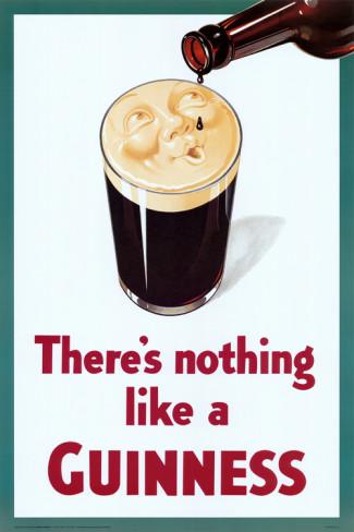 Guinness Vintage Poster 120