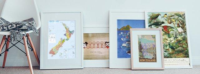 New Zealand Fine Prints