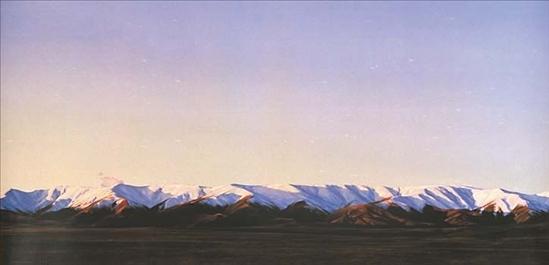 Hawkdun Spring By Grahame Sydney New Zealand Fine Prints