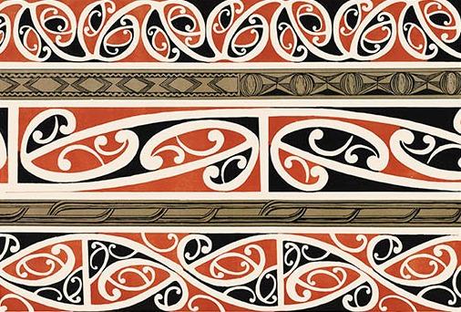 Traditional Maori Art: Maori Paintings & Poster Art For Sale